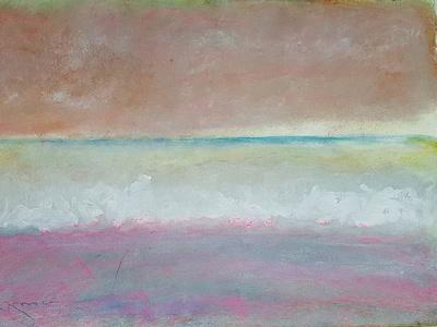 sunst surf waterbased oil pastel 1,200