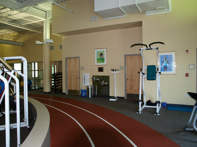 life center sports and Olympic art designed for life center gym