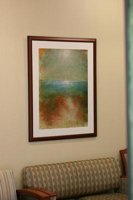 atlanticare hospital art designed including natural surroundings