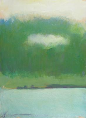 switzerlandoriginal pastel watercolor $2,000