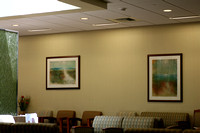 surgery center art here is designed for calm