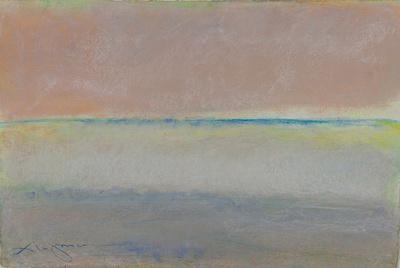 NJ shore watercolors