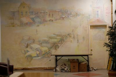 mural Staintons Ocean city NJ