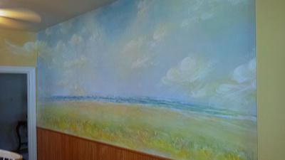 mural home ventnor NJ Bagnell residency
