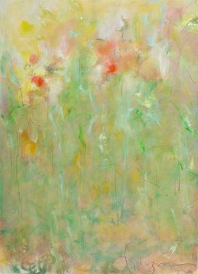 """original watercolor painting 22""""30' $1,800"""