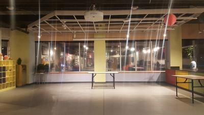 arts cafe arts garage Atlantic city