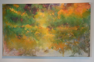 oil painting original 4'x6'