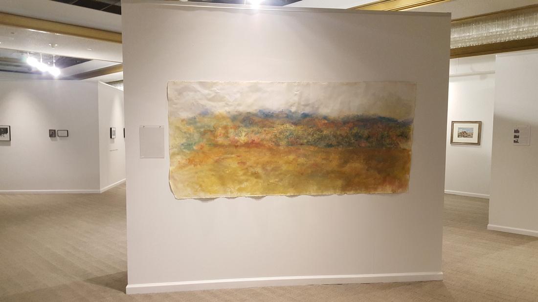 Claridge exhibition