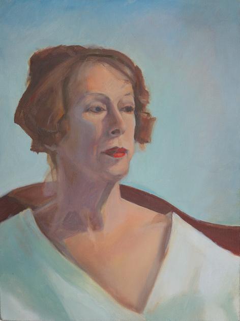 Art of Kuzma: Portrait &emdash; portrait oil