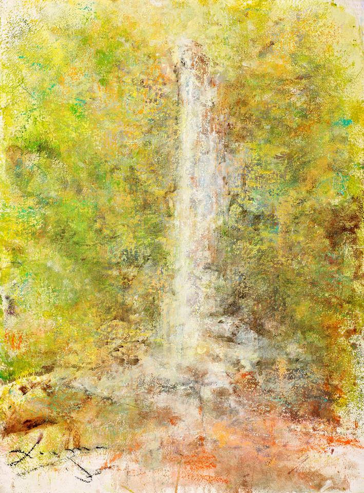 Waterfalls Cherokee